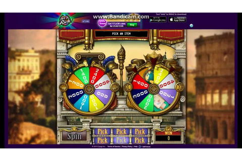 Hit It Rich! ! Casino Slots Game Play - YouTube