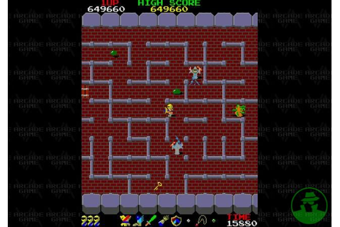 The Tower of Druaga Screenshots, Pictures, Wallpapers ...