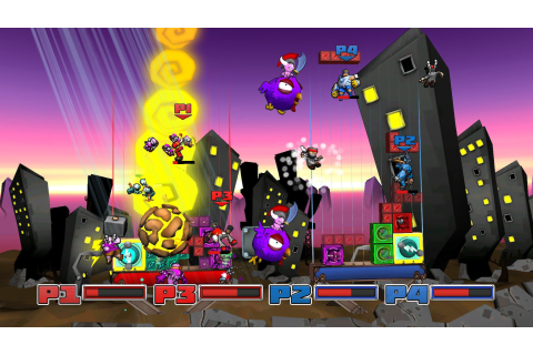 Download Slam Bolt Scrappers Full PC Game