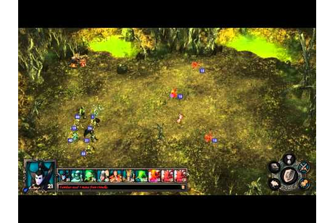 Heroes of Might and Magic V Tribes of the East - Gameplay ...