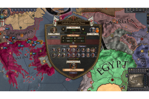 Pre-purchase Expansion - Crusader Kings II: Holy Fury on Steam
