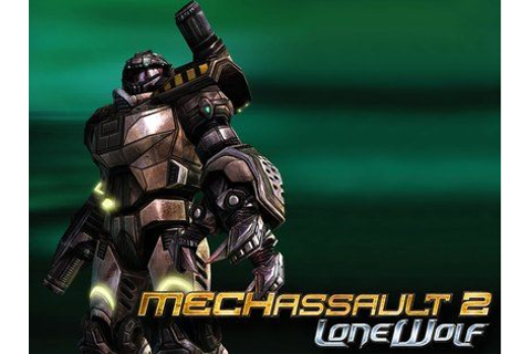 MechAssault 2: Lone Wolf WALLPAPER #12 - Download ...
