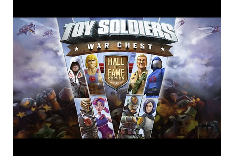 Toy Soldiers: War chest - Hall of Fame Edition [UK] - YouTube