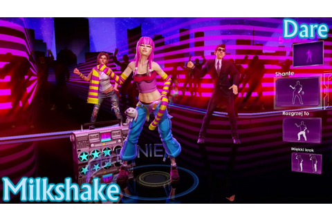 Dance Central 3 | Milkshake - YouTube
