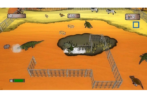 Critter Round-Up (WiiWare) News, Reviews, Trailer ...