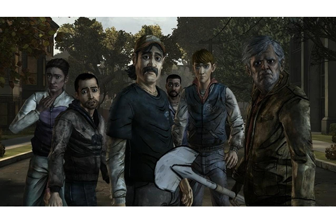The Walking Dead Game - Full Episode 4: Around Every ...