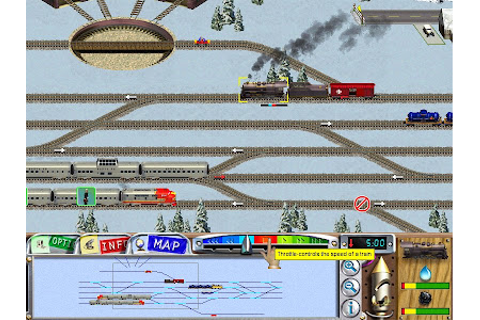 New Games Month #2: 3D Ultra Lionel TrainTown