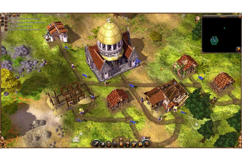 Settlers 2 10th Anniversary Gameplay Level 1 - YouTube