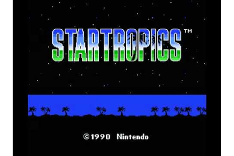 Startropics (NES) Music - Game Over - YouTube