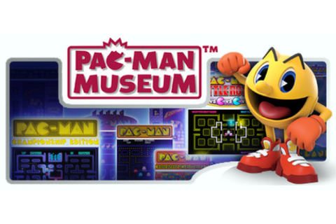 PAC-MAN MUSEUM™ on Steam