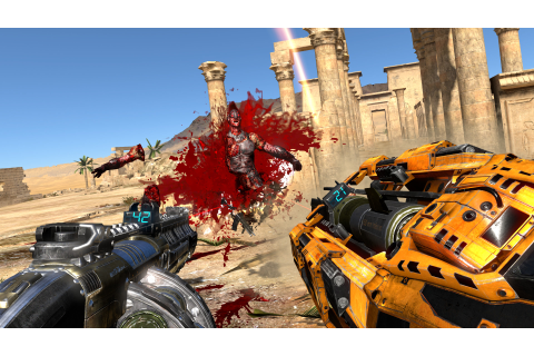 Serious Sam 3 VR: BFE on Steam