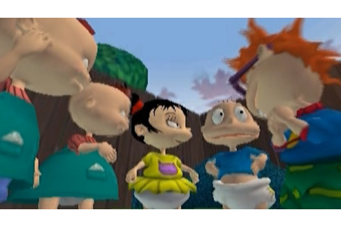 First 30 Minutes: Rugrats: Royal Ransom [PS2/GC] - YouTube