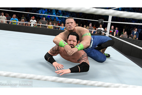 WWE 2K15 Free Download - Ocean Of Games