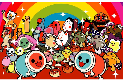 Taiko Drum Master: V Coming To PS Vita