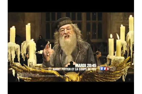 Harry Potter et la coupe de feux extrait TF1. - YouTube