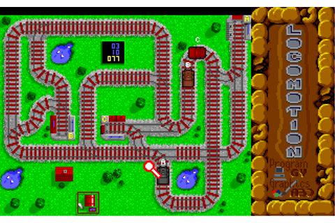 Locomotion | Old DOS Games | Download for Free or play on ...