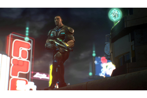 Crackdown 3 destruction is multiplayer-only - VG247