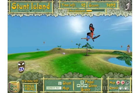 Stunt Island 3D. Download and Play Stunt Island 3D Game ...