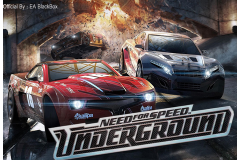 Need For Speed Underground Free Download For PC - GAMEZFLOOD