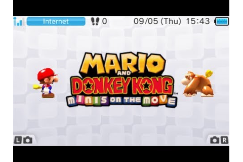 [eShop EU] Mario and Donkey Kong: Minis on the Move ...