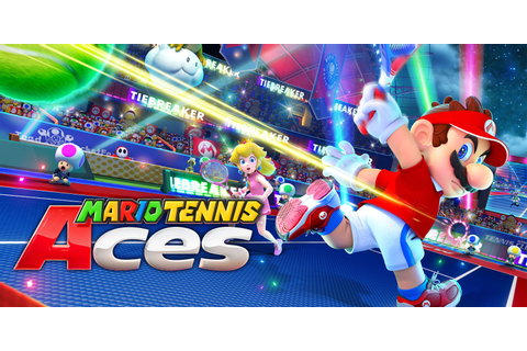 Mario Tennis Aces | Nintendo Switch | Games | Nintendo
