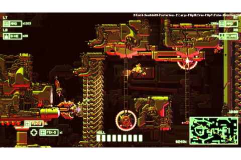 CRYPTARK, the fantastic 2D sci-fi roguelike shooter has a ...