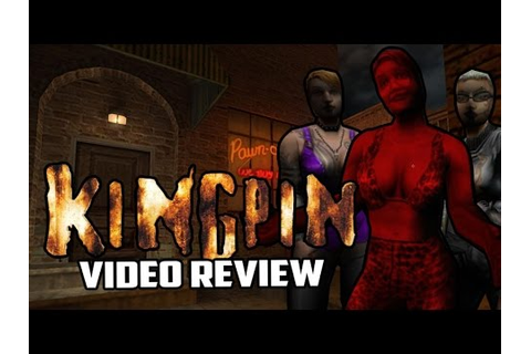Retro Review - Kingpin: Life of Crime PC Game Review - YouTube