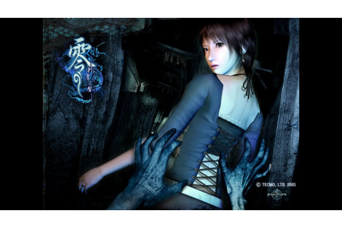 Fatal Frame III: The Tormented (PS3) Gameplay - YouTube