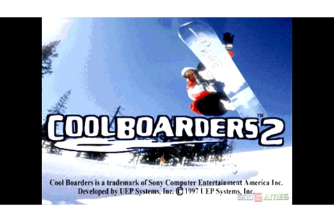 Cool Boarders 2 - Gameplay PSX (PS One) HD 720P ...