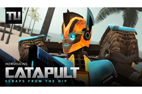 Autobot Catapult -- Transformers Universe Game - YouTube