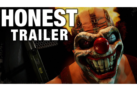 TWISTED METAL (Honest Game Trailers) - YouTube