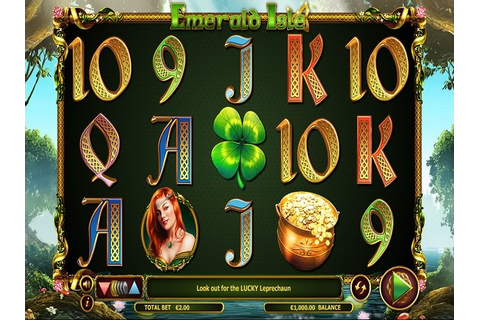 Play Emerald Isle Video Slot Free at Videoslots.com