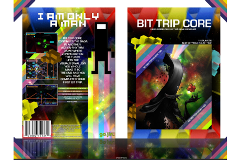 Bit. Trip Core Misc Box Art Cover by Spiderpig24