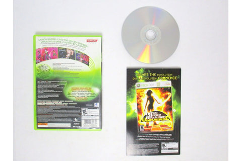 Dance Dance Revolution Universe 2 game for Xbox 360 ...