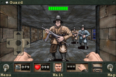 Choose Your Weapon: Wolfenstein RPG