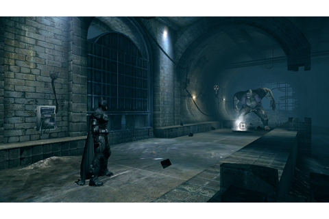 Batman: Arkham Origins Blackgate Vita screens show ...