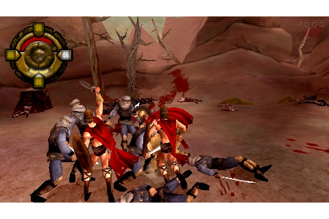 300 March To Glory | Download Game PSP PPSSPP PS3 Free