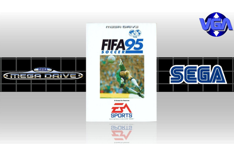 Fifa 95 gameplay ea pc megadrive snes 3do master system ...