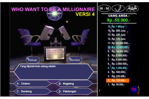 Download game Millionaire untuk PC | Download game gratis