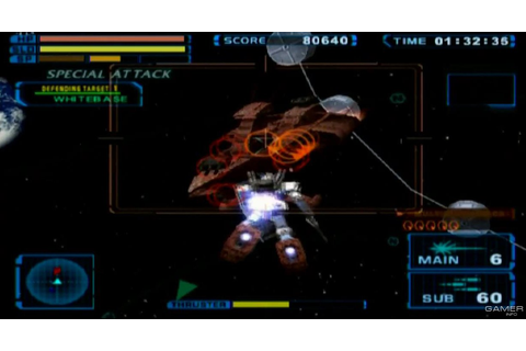 Mobile Suit Gundam: Encounters in Space (2003 video game)