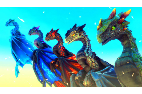 The Dragon Survival Game of 2019 RETURNS with MORE! - Day ...