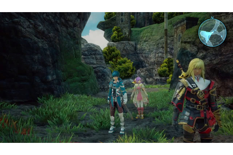 Star Ocean: Integrity and Faithlessness Gameplay Video ...