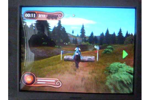 Me Playing a horse game: Gallop and Ride - YouTube