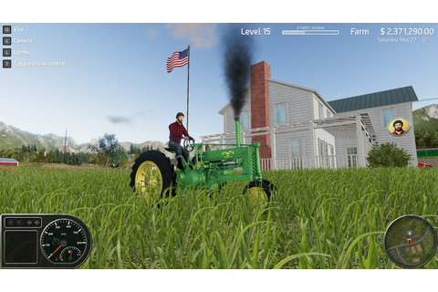 Professional Farmer American Dream Game For PC A2Z P30 ...