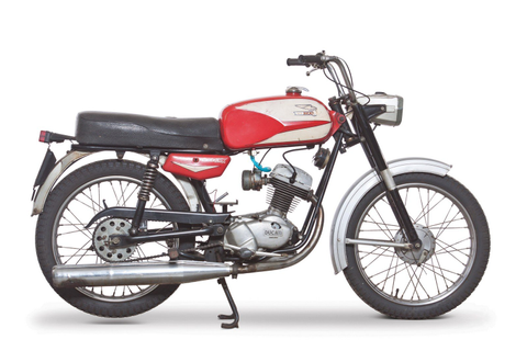 1967 Ducati 125 Cadet / 4 Review - Top Speed