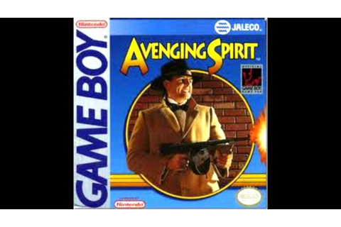 Avenging Spirit (Gameboy) Music: Syndicate's Headquarters ...