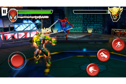 App Shopper: Spider-Man: Total Mayhem (Games)