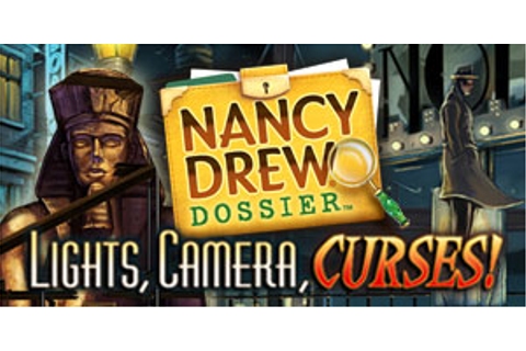 Nancy Drew - Dossier - Lights, Camera, Curses! | GameHouse