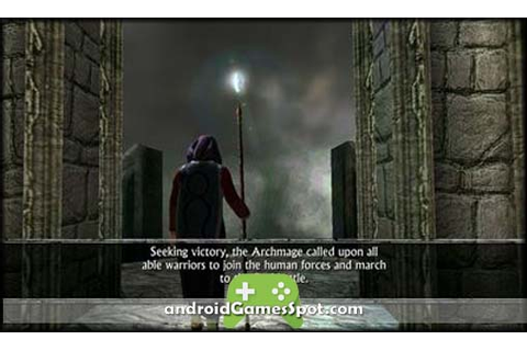 RAVENSWORD SHADOWLANDS 3D RPG APK Free Download