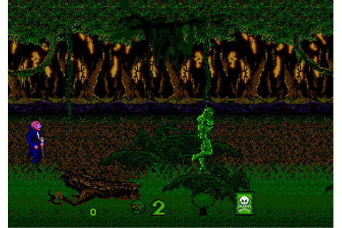 Play Swamp Thing (prototype) Online - Play All Sega ...